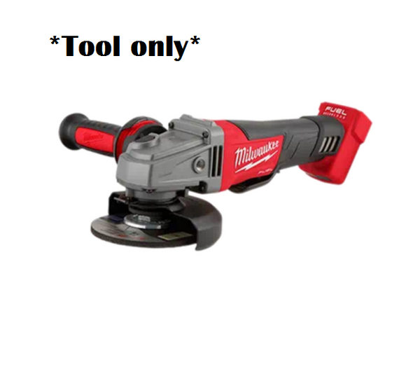 Milwaukee | M18 FUEL™ 4-1/2 inch / 5 inch Grinder | Paddle Switch No-Lock (Tool Only)