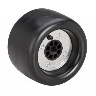 Dynacushion Pneumatic Wheel | 3-1/2 inch wid X 5 inch Diameter