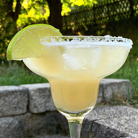 Margarita drink  for a hot summer day.