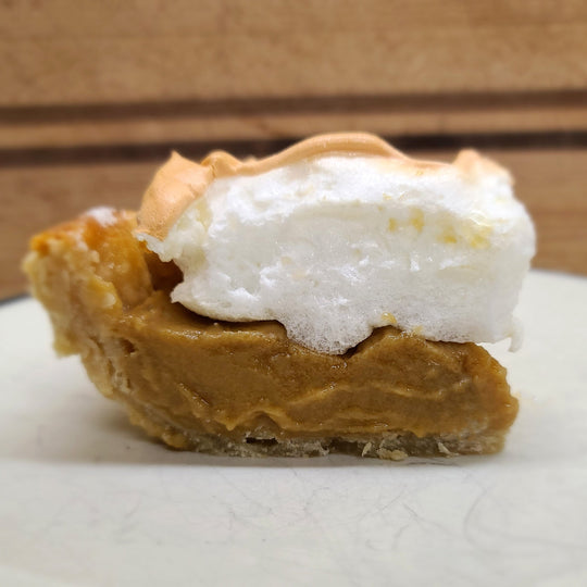 Maple Cream Pie Recipe