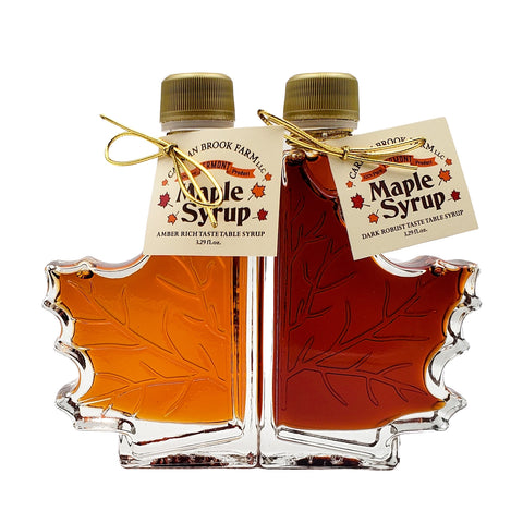 Split leaf maple syrup