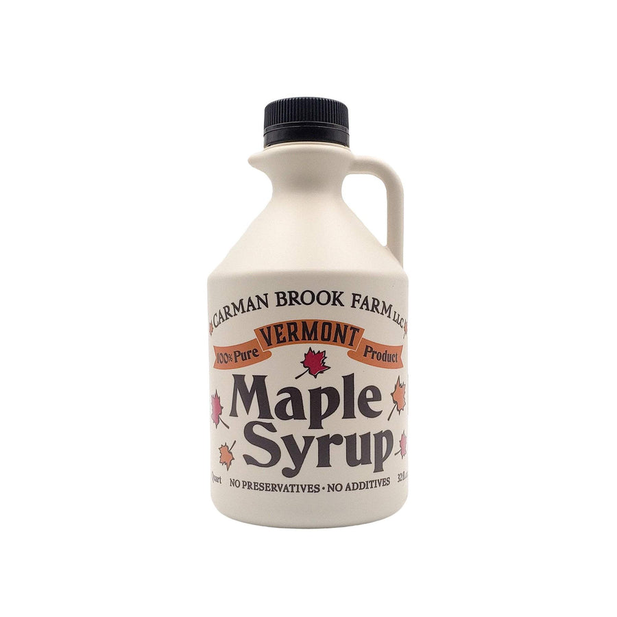 A quart of maple syrup for plenty of family breakfasts.