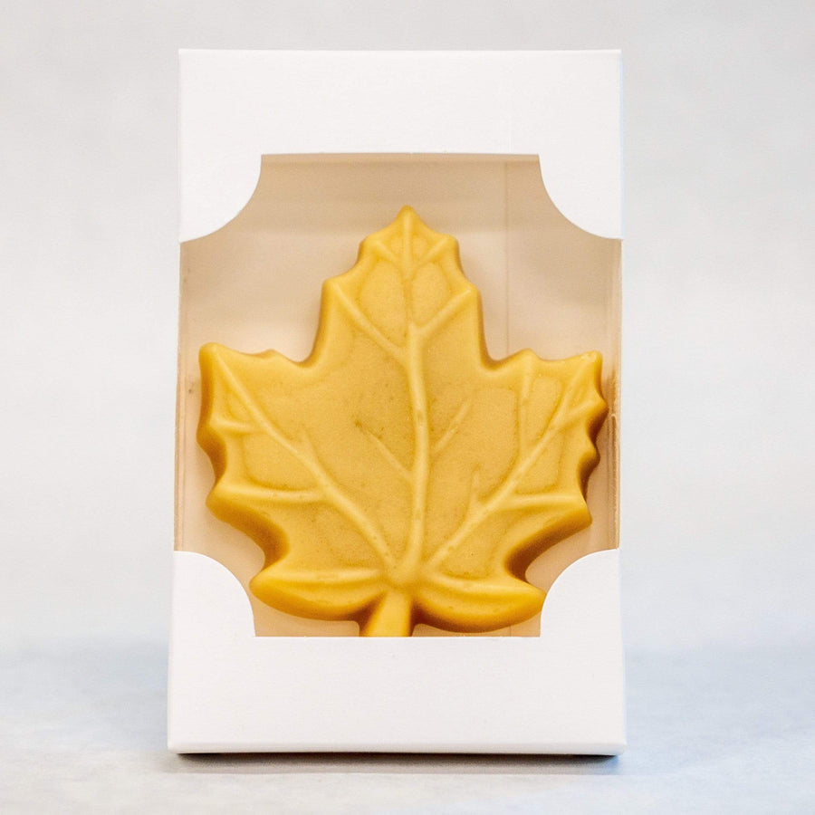 Maple Leaf Candy Favor
