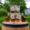 vermont maple syrup glass bottles corporate gifts