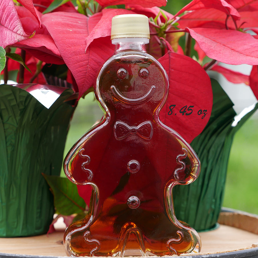 Celebrate the holidays with a generous helping of maple syrup on the table.