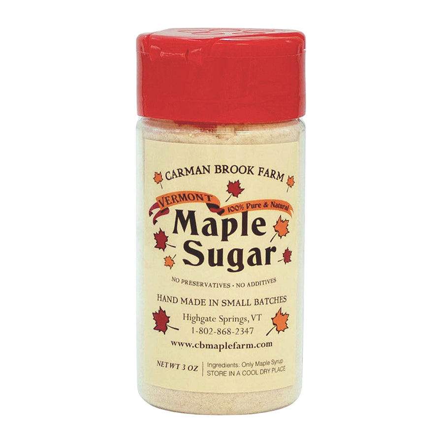 Spring a little maple sugar on your toast or oatmeal for a sweet breakfast.
