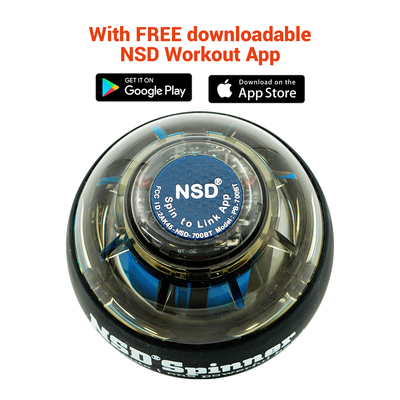 NSD Bluetooth Spinner - NSD Spinner