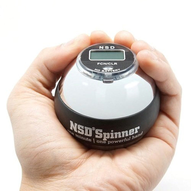 NSD Metallic - Winners Precision Spinner