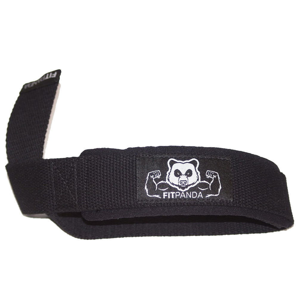 FitPanda Power Grip Lifting Straps