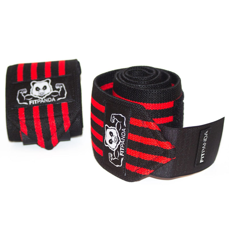 FitPanda Power Wrist Wraps - NSD Spinner