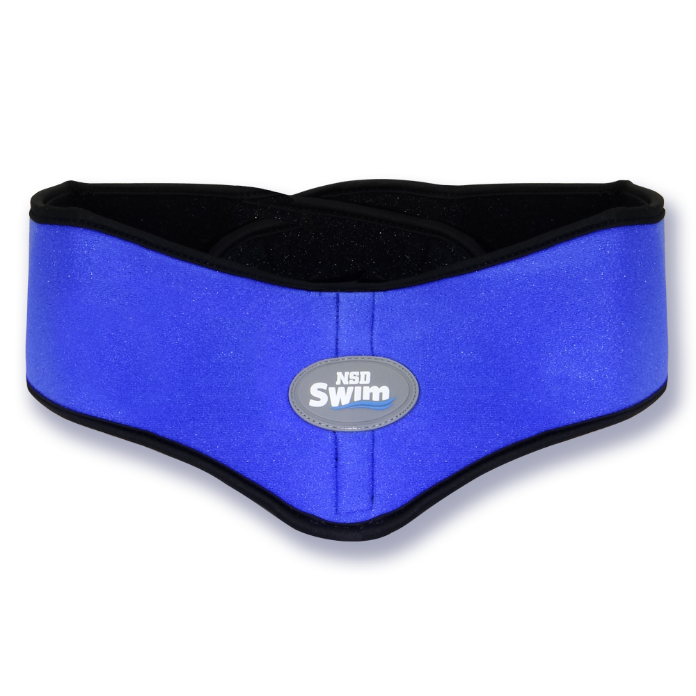 NSD Swim Comfort Training Belt with Super Velcro