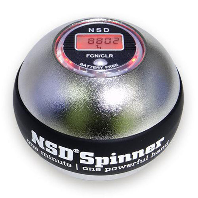 NSD Metallic – Winners' TITAN - NSD Spinner