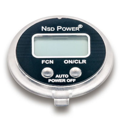 NSD Digital LCD Counter SM-01 - NSD Spinner