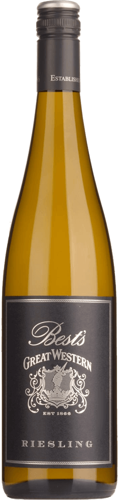 Best's 'Great Western' Riesling 2019