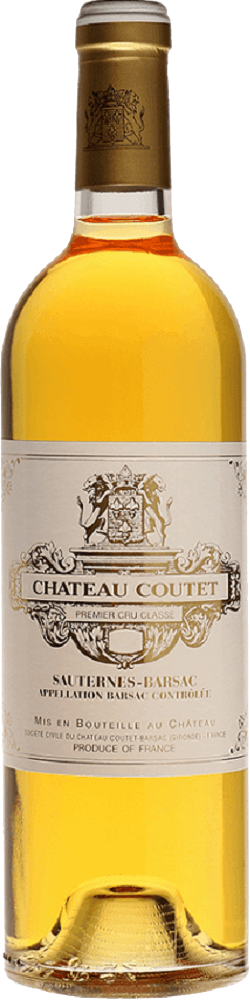 Chateau Coutet 2012 (375ml)