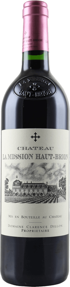 Chateau La Mission Haut Brion 2010