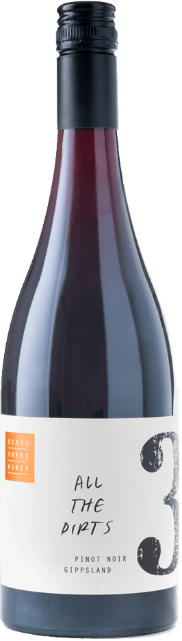 Dirty Three Wines 'All the Dirts' Pinot Noir 2019