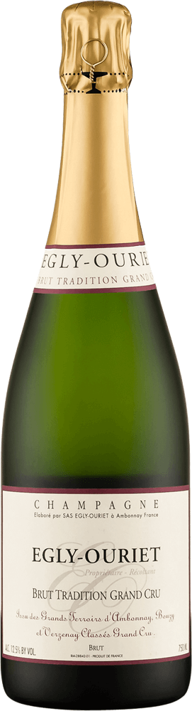 Champagne Egly-Ouriet Grand Cru Brut Tradition NV