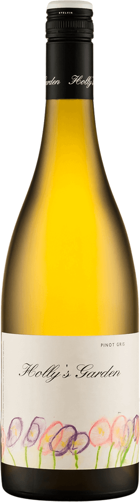 Holly's Garden 'Unfiltered' Pinot Gris 2019