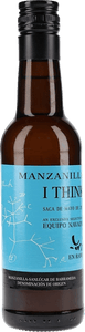 Navazos 'I Think' Manzanilla Saca de July de 2019 (375ml)