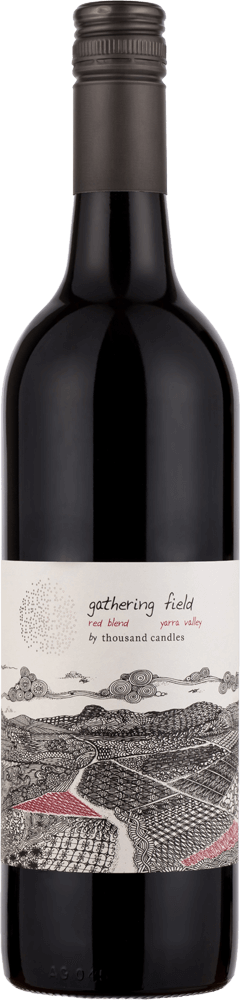Thousand Candles 'Gathering Field' Red Blend 2018