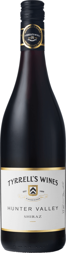 Tyrrell's 'Hunter Valley' Shiraz 2018 (375ml)