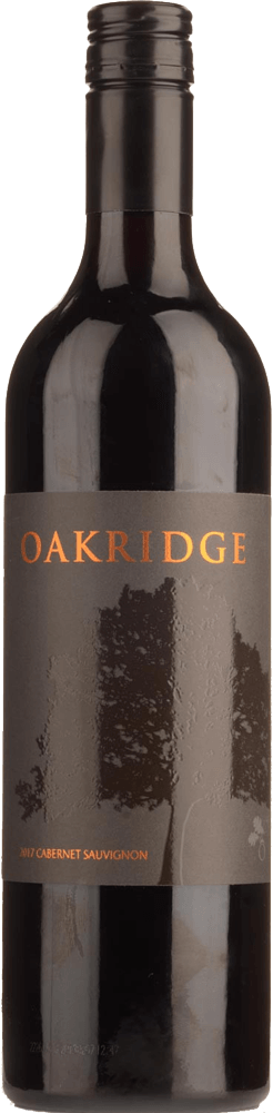 Oakridge 'Local Vineyard Series' Original Vineyard Cabernet Sauvignon 2017