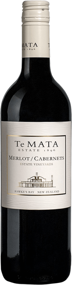 Te Mata Estate Vineyard Merlot Cabernets 2017