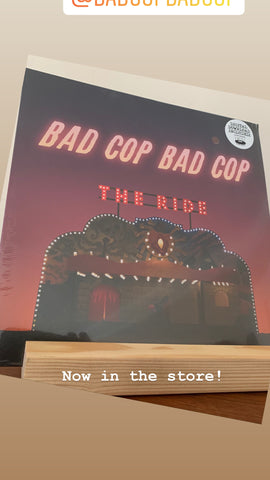 "Bad Cop/Bad Cop ‎– The Ride 12"" LP Fat Wreck   (New/Sealed)"