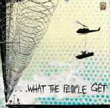 "GROSS POLLUTER ""The People Get... What The People Get..."" LP (Standard)"