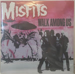 MISFITS Walk Among Us LP + 5 bonus songs IMPORT NEW/unsealed Danzig Samhain