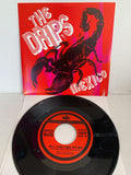 "The DRIPS Mexico 7"" 45  BRONX EP LP RARE Hostage Records"