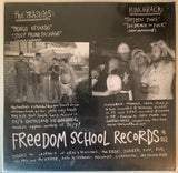"HUNCHBACK and THE TRASHIES Split 7"" Record"