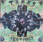 "TRMRS ‎– Sea Things 12"" LP  COSMONAUTS! Burger Records kids"