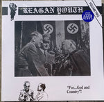 "Reagan Youth ‎– Vol 2.  12"" LP (Gatefold/BLUE Vinyl) (New/Sealed)"