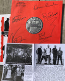 "Outsiders  ‎– These Streets 12"" LP (Art Damage Series) Limited (SIGNED)"