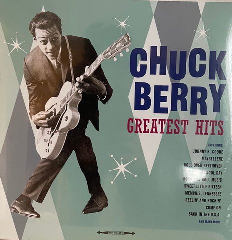 "CHUCK BERRY / Greatest Hits 12"" LP ( NEW/Sealed)"
