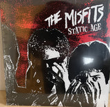 "The MISFITS / Static Age 12"" LP (NEW/Sealed)"
