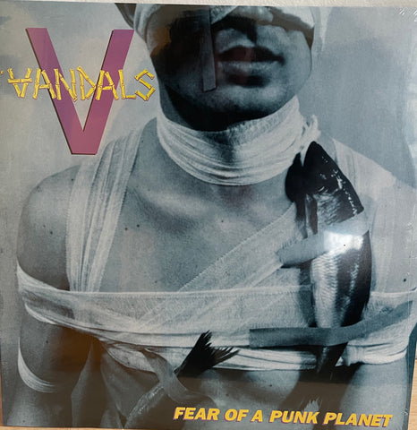 "THE VANDALS / Fear Of A Punk Planet 12"" LP (Purple Vinyl) (NEW/Sealed)"