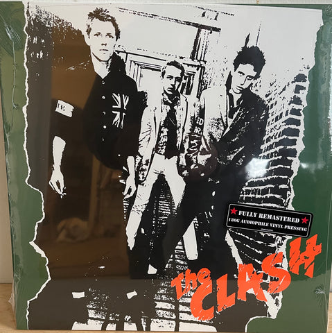 "THE CLASH (S/T The Clash 12"" 180 g LP ) (NEW/Sealed) UK EDITION"