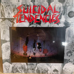 "SUICIDAL TENDENCIES ""Suicidal Tendencies"" LP Colored Vinyl (NEW/Sealed)"