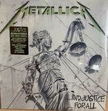 METALLICA ...And Justice For All  DBL 2xLP 180g Remastered (NEW/Sealed)