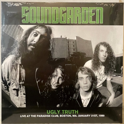 Soundgardern Boston 1990 LP