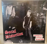 "SOCIAL DISTORTION - Poshboyss Little Monster 12"" LP NEW/Sealed"