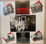 The BUSINESS Saturday's Heroes LP REissue NEW/Sealed 1/250