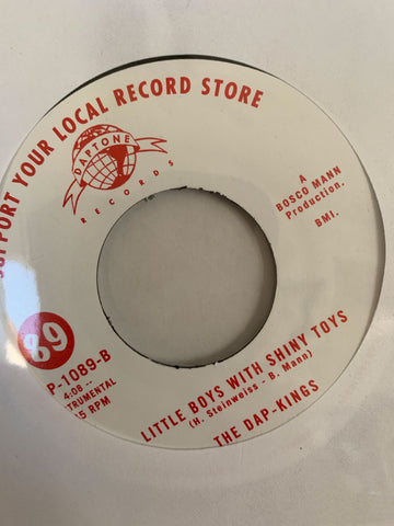 "Sharon Jones & the Dap-Kings 7"" RSD 45 Exclusice"