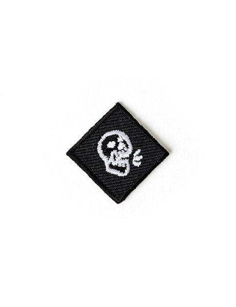 Tiny Laughing Skull Patch