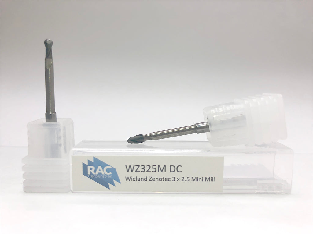 Talonite® Milling Burs for Wieland Zenotec