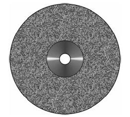 RAC Solid Double Sided Diamond Disc Medium (0.30mm)
