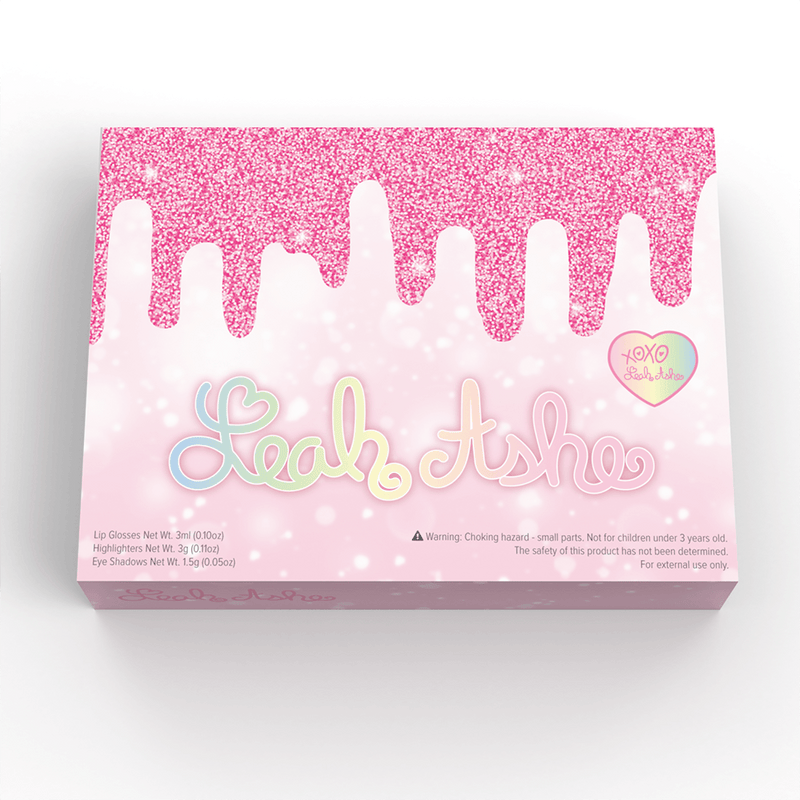 Leah Ashe Beauty Kit - Tickled Pink